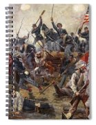 The Battle Of Spotsylvania Spiral Notebook