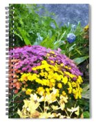 The Beauty Of Fall Bofwc Spiral Notebook