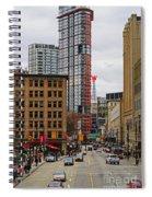 The Big W Spiral Notebook