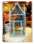 The Birdcage Spiral Notebook