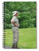 The Birdwatcher Spiral Notebook