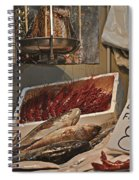 The Blessed Fish Market Spiral Notebook
