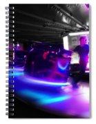 The Blue Danube Spiral Notebook