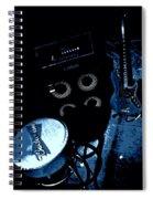 The Blues Corner Spiral Notebook
