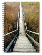 The Boardwalk Spiral Notebook