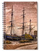 The Bounty Spiral Notebook