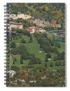 The Broadmoor Spiral Notebook