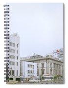 The Bund In Shanghai In China Spiral Notebook