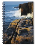 The Burren, Co Clare, Ireland Spiral Notebook