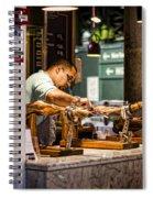 The Butcher Spiral Notebook