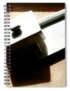 The Butter Dish Spiral Notebook