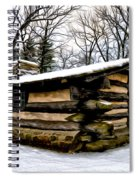 The Cabin In The Woods Spiral Notebook