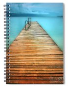 The Calm Spiral Notebook