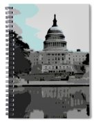 the Capitol  Spiral Notebook