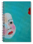 The Cardinal's Song Spiral Notebook