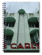 The Carlyle Spiral Notebook