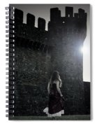 The Castle Spiral Notebook