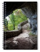 The Cave Spiral Notebook