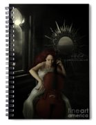 The Cello Spiral Notebook