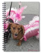 The Cherry Blossom Special Spiral Notebook