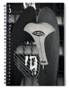 The Chicago Picasso Spiral Notebook