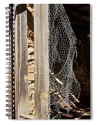 The Chicken Coop Caper Spiral Notebook