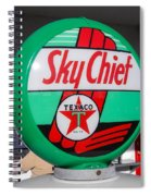 The Chief Spiral Notebook