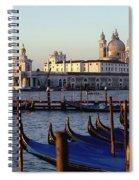 The Chiesa Di Santa Maria Della Salute Spiral Notebook