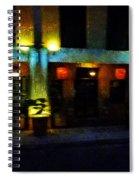 The Chinese Restaurant Spiral Notebook