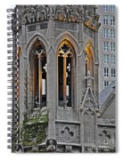 The Church Tower Spiral Notebook