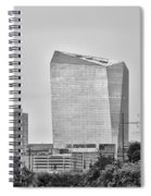 The Cira Center - Philadelphia Spiral Notebook