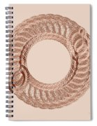 The Circle I Spiral Notebook
