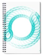 The Circle II Spiral Notebook