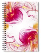 The Circle Of Love 1 Spiral Notebook