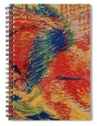 The City Rises Spiral Notebook