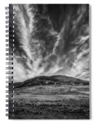 The Claw Of Destiny Spiral Notebook