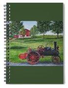 The Clemens Farm Spiral Notebook