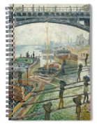 The Coal Workers Spiral Notebook