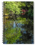 The Colors Of Spring Spiral Notebook