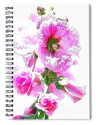 10989 The Colour Of Summer Spiral Notebook