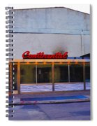 The Continental Diner Spiral Notebook