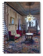 The Copper King's Music Room - Butte Montana Spiral Notebook