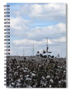 The Cotton Crops Of Limestone County Alabama Spiral Notebook