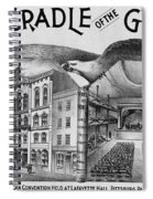 The Cradle Of The Gop Spiral Notebook