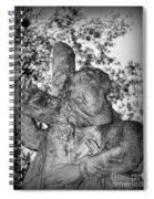 The Cross I Bear Spiral Notebook