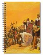 The Crusades Spiral Notebook