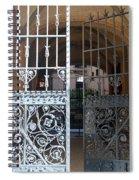 The Dakota Gates Spiral Notebook