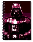 the Dark Side is Strong Spiral Notebook