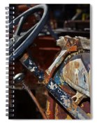 The Dashboard Spiral Notebook