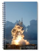 The Dawn Spacecraft Spiral Notebook
